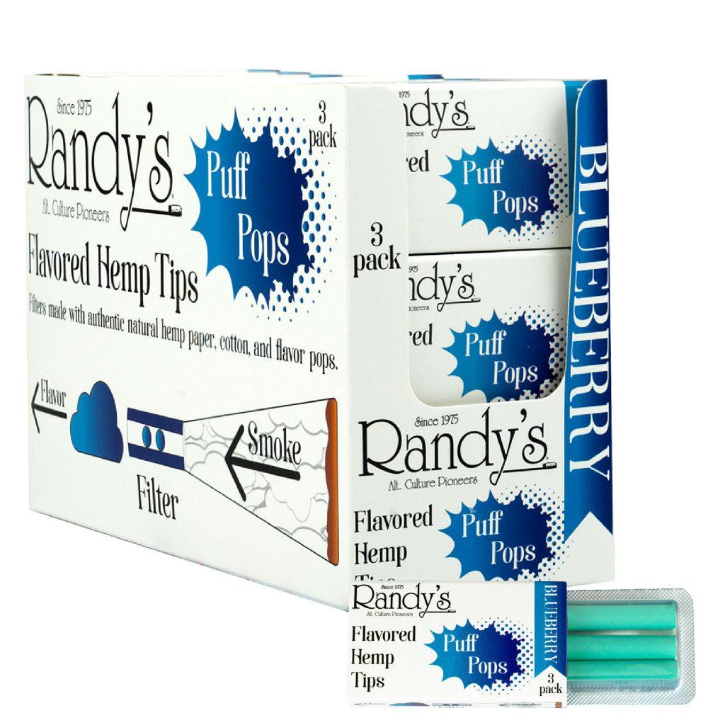 Randy's Puff Pops