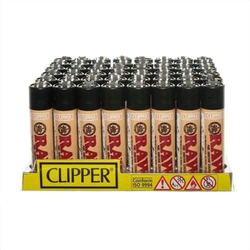 Clipper Lighters Mini Raw