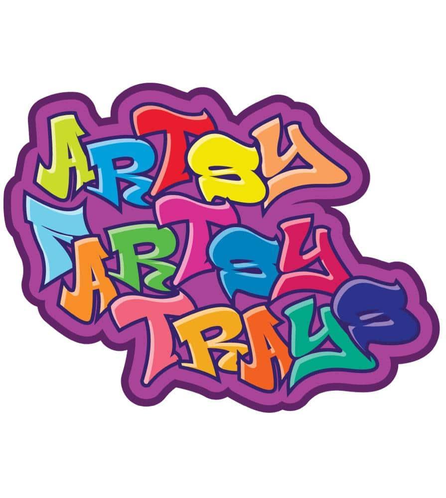 Artsy Fartsy Rolling Tray